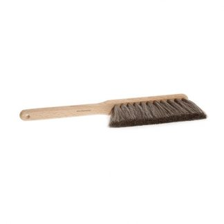 Goat hair hand brush, oil treated beech
